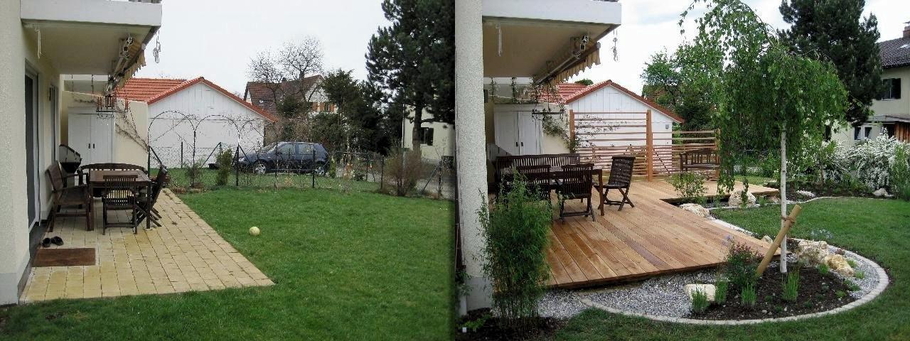 gartenbilder vorher nachher, vorher - nachher - natürliche gärten - gartenplanung und, Design ideen